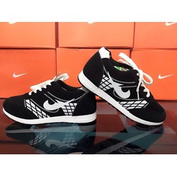 Giày thể thao Nike vằn cá tính