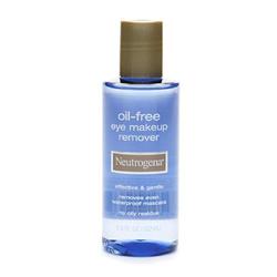 Tẩy trang mắt môi Neutrogena Oil-Free eye makeup remover