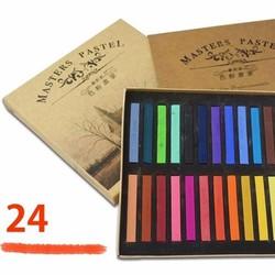 Phấn nhuộm tóc tạm thời 24 màu Masters Pastel
