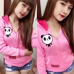 áo khoác nữ panda