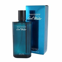 Nước hoa Nam DAVIDOFF Cool Water For Men 125ml