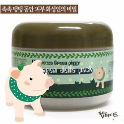Mặt nạ bì heo Elizavecca Green Piggy Collagen Jella Pack Hàn Quốc