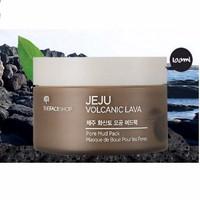 Mặt nạ bùn The Face Shop Jeju Volcanic Lava Pore Mud Pack