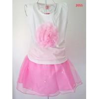 Bộ váy xinh cho bé gái