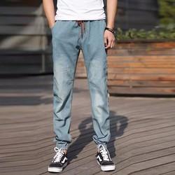 Mã MM1014  - Quần jogger jeans nam trẻ trung, phong cách