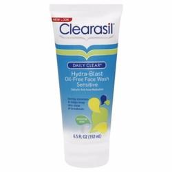 Sữa rửa mặt Clearasil dành cho da dầu , trị mụn