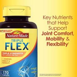 Nature Made TripleFlex® Triple Strength, 170 viên