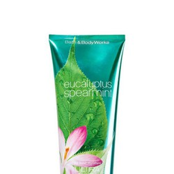 KEM DƯỠNG THỂ  BATH AND BODY WORKS -226G-EUCALYPTUS SPEARMINT