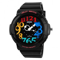 Đồng hồ trẻ em Skmei 1042 đen