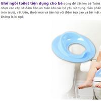 Bán buôn Ghế ngồi toilet tiện dụng cho bé