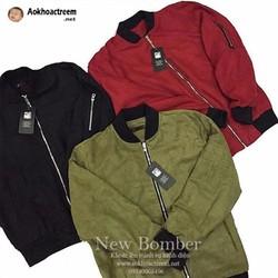 áo khoác Bomber bán chạy nhất hiện nay