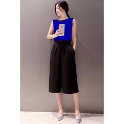 Set áo quần Alibaba phối màu LL00640