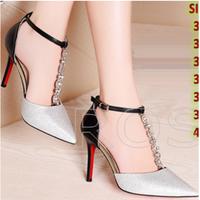 C042B- Giày Cao Gót Nữ Công Sở thời trang