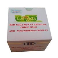 Kem ngừa mụn dưỡng trắng  da ngày và đêm Leiyas -MP275