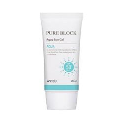 Kem chống nắng APIEU PURE BLOCK AQUA SUN GEL SPF50PA+++