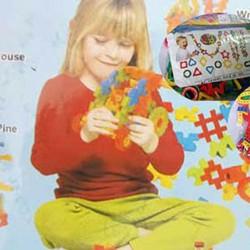 Bộ đồ chơi ghép hình trẻ em