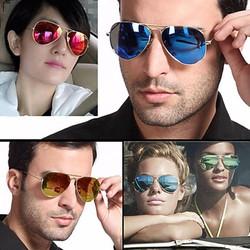 Kính mắt ray bal nam thời trang hàng hiệu tráng gương KM03A