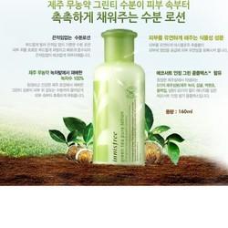 Nước  hoa hồng Green Tea Pure Skin Innisfree