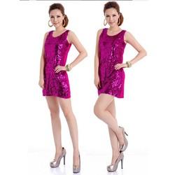 Đầm Kim Sa Lấp Lánh