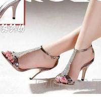 C036D - Giày Cao Gót Nữ thời trang