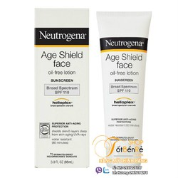 Kem Chống nắng Neutrogena For Face Anti-aging SPF 70 88ml