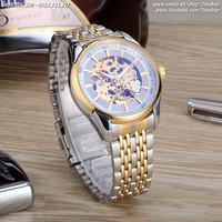 Đồng hồ cơ lộ máy phong cách cổ điển - Mã số: DH1658