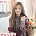 Tóc Giả Nữ Hàn Quốc Tặng Lưới - TH8
