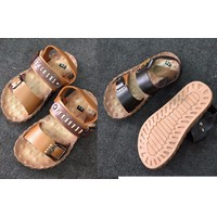 Giày bé trai sandal 2 quai ngang loại 1