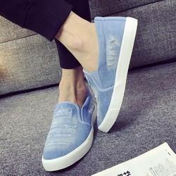 Mã VN070- Hàng nhập- Giày mọi Jean cá tính thời trang VN070