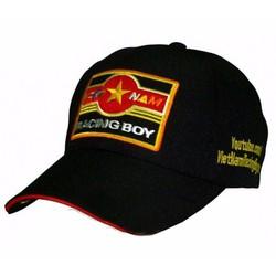 Mũ nón kết Nón lưỡi trai nam Racing BRCB - HKLT013