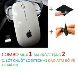 combo chuột apple không dây nhỏ gọn