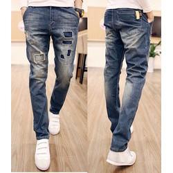 Quần jeans ống côn skinny ĐĂNG NHẬT - ĐN1028