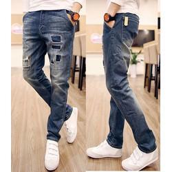 Mã số 51028 - Quần jeans cao cấp hàng nhập