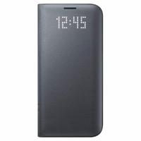 Bao Da LED View Cover Samsung Galaxy S7 Edge - Đen