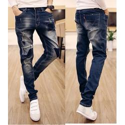 Mã số 51027 - Quần jeans phong cách