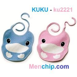 Yếm vải em bé Kuku