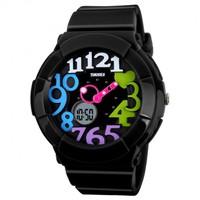 Đồng hồ trẻ em skmei 1020 đen