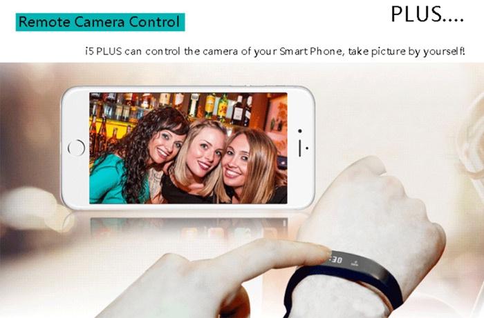 Vòng đeo tay thông minh I5 Plus iWOWN 5