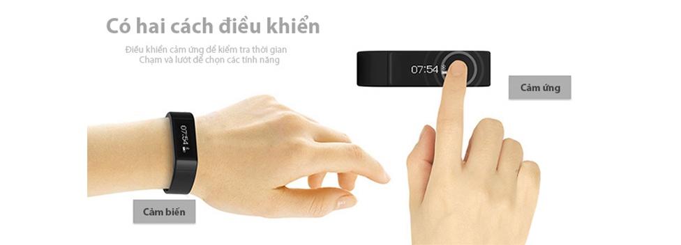Vòng đeo tay thông minh I5 Plus iWOWN 1