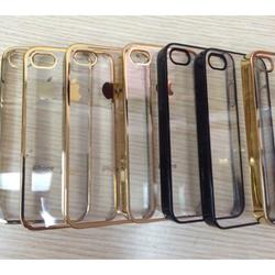 Ốp cứng có viền iphone 4S