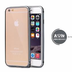 iPhone 6, iPhone 6s - Viền kim loại mỏng bảo vệ cho điện thoại Apple