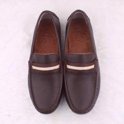 Giày mọi nam BALLY da bò
