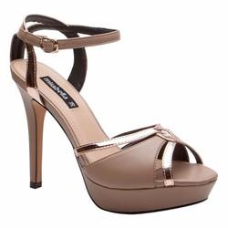 Giày sandal nhọn Mirabella kiểu ankle - strap 379