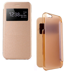 iPhone 6 Plus, iPhone 6s Plus - Bao da ốp trong suốt cho điện thoại