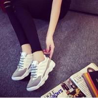 TT002T -  Giày thể thao nữ phong cách Hàn Quốc