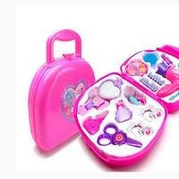 Bộ đồ chơi trang điểm vali cho bé gái