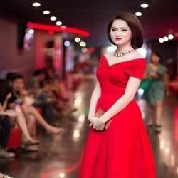 Đầm xòe dự tiệc bẹt vai xinh đẹp và sang trọng DXV222