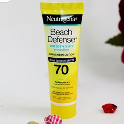 Kem chống nắng Neutrogena Beach Defense SPF 70 29ml