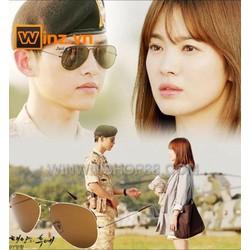 Mắt kính Song Joong Ki trong phim Hậu Duệ Của Mặt Trời cực ngầu và đẹp