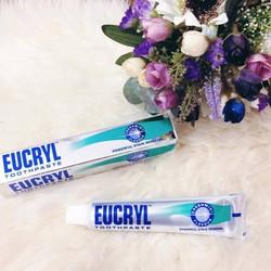 Kem Đánh Răng làm trắng răng hiệu quả EUCRYL